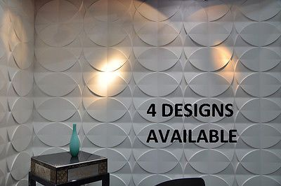 Tiles For Wall Decoration 3D Board Feature Wall Decoration Wallpaper Wallsticker Paintable
