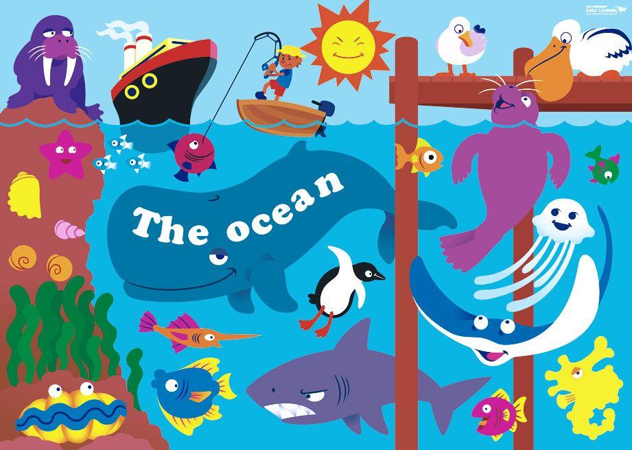 7074 ocean poster ph60 jpg 921 656 clipart pinterest