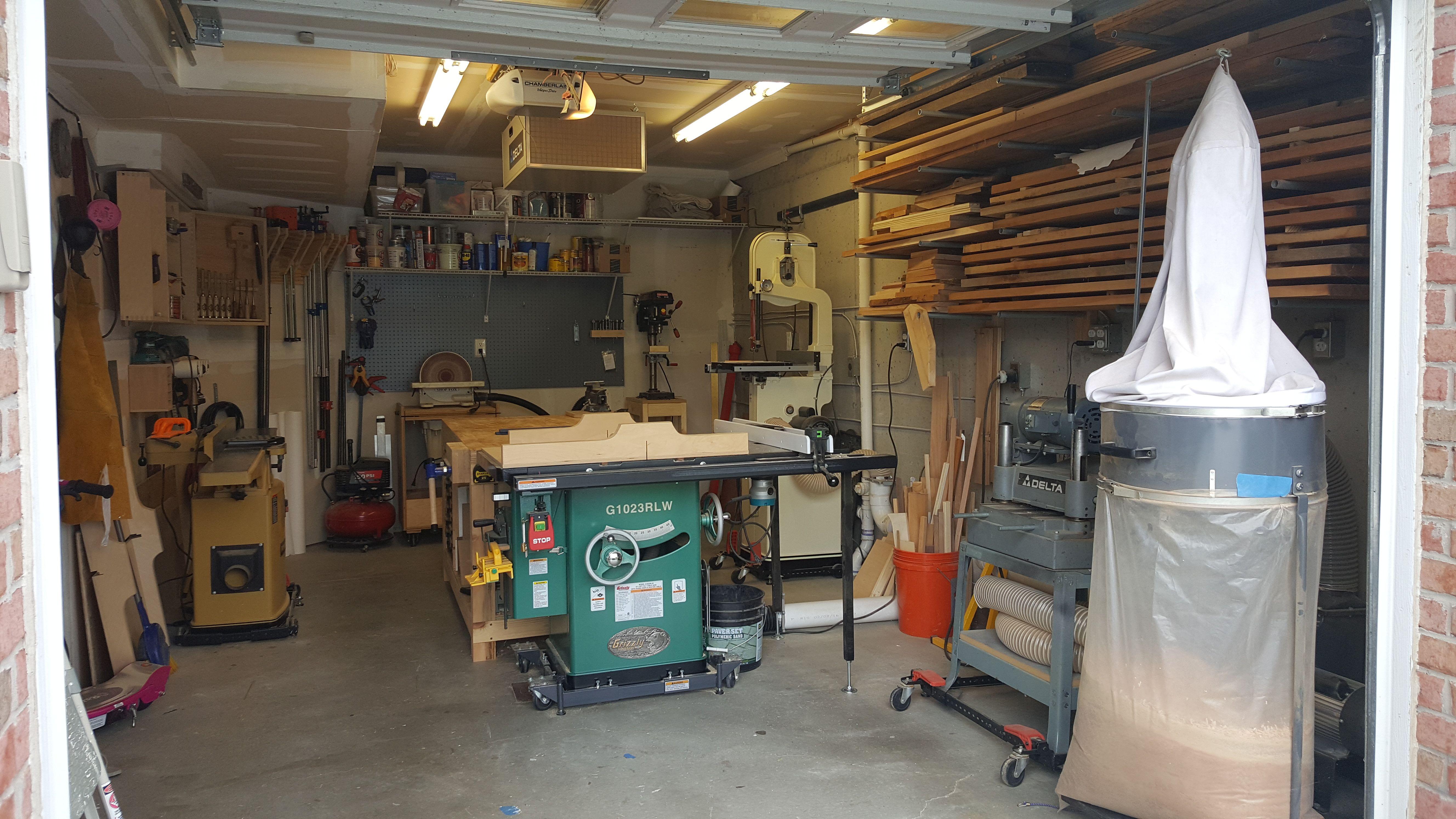 Pin by Texas Vintage on DIY Car garage, Garage
