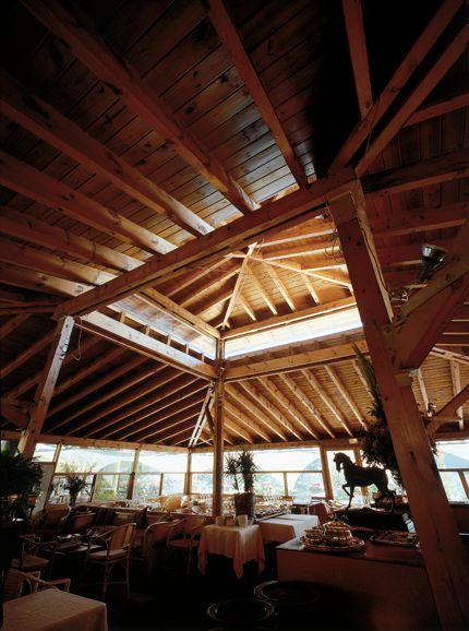 oscar tusquets blanca arquitecto hoteles y la balsa restaurante