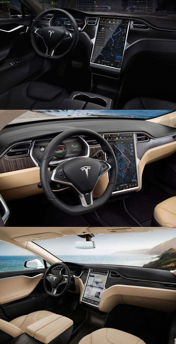 tesla model s interior diecast cars trucks pinterest interiors models and cars. Black Bedroom Furniture Sets. Home Design Ideas