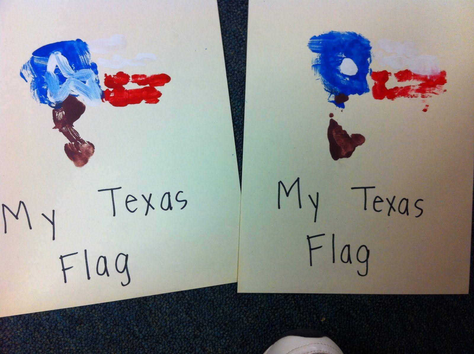 Texas Flag Craft