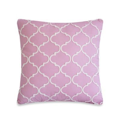 Buy Dena™ Home Georgia Square Throw Pillow from Bed Bath & Beyond