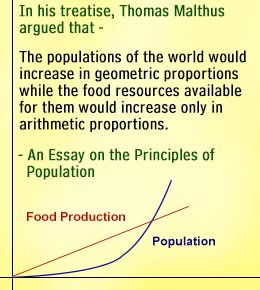 the odd yet awesome theory of population by thomas malthus thomas malthus theory of population