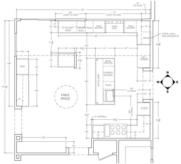 Etonnant Kitchen Design Cad (8)