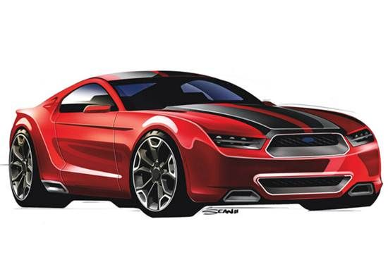 2017 ford mustang mach 1 redesign 2017 ford mustang mach 1 redesign