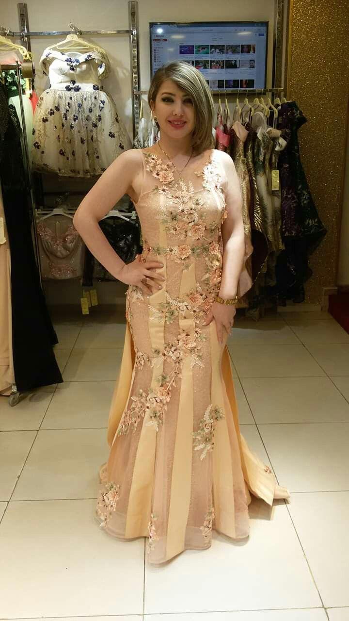Pin By Saliha2007 On روب سواري Fashion Dresses Evening Dresses