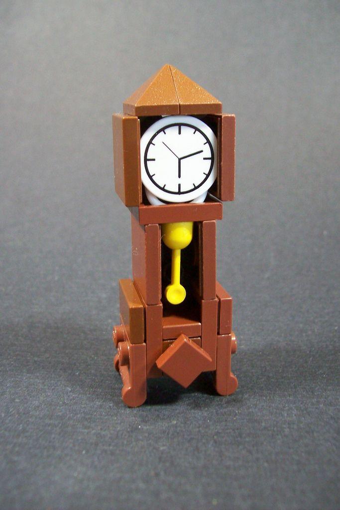 Grandfather Clock P Explored Lego Madness Pinterest