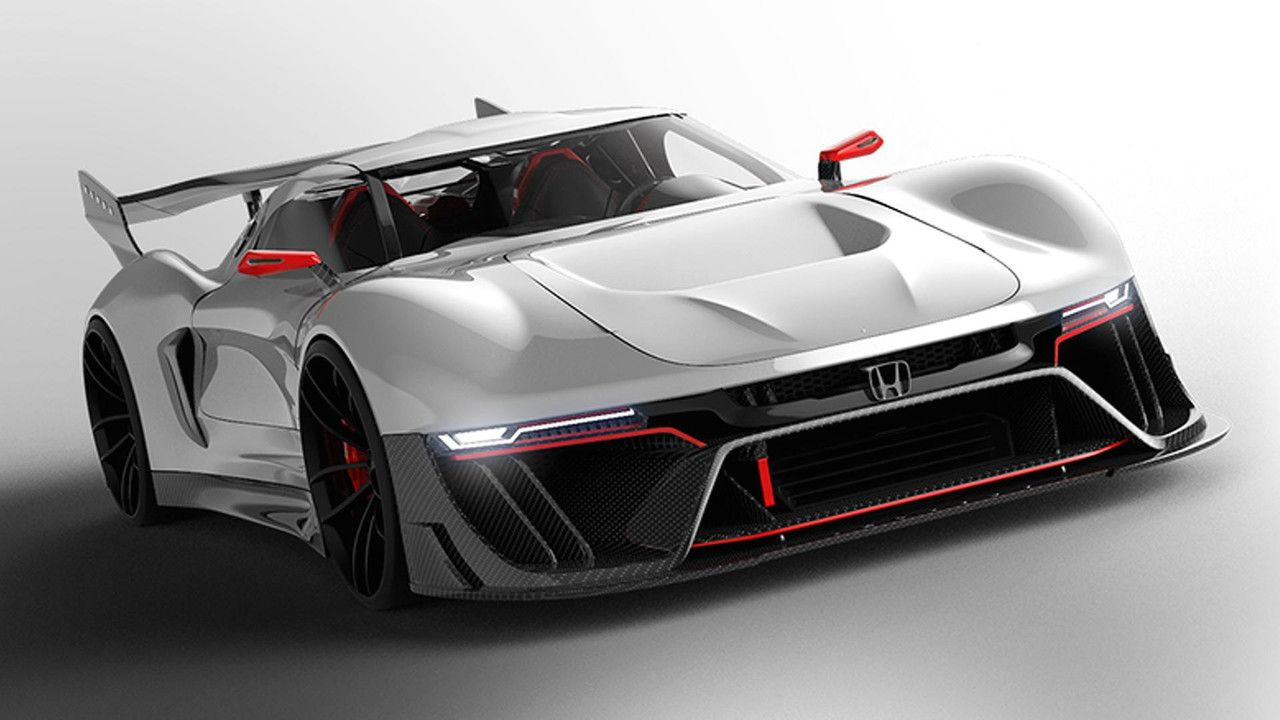 2020 Honda Invisus Concept Honda Mitsubishi Cars Dream Cars
