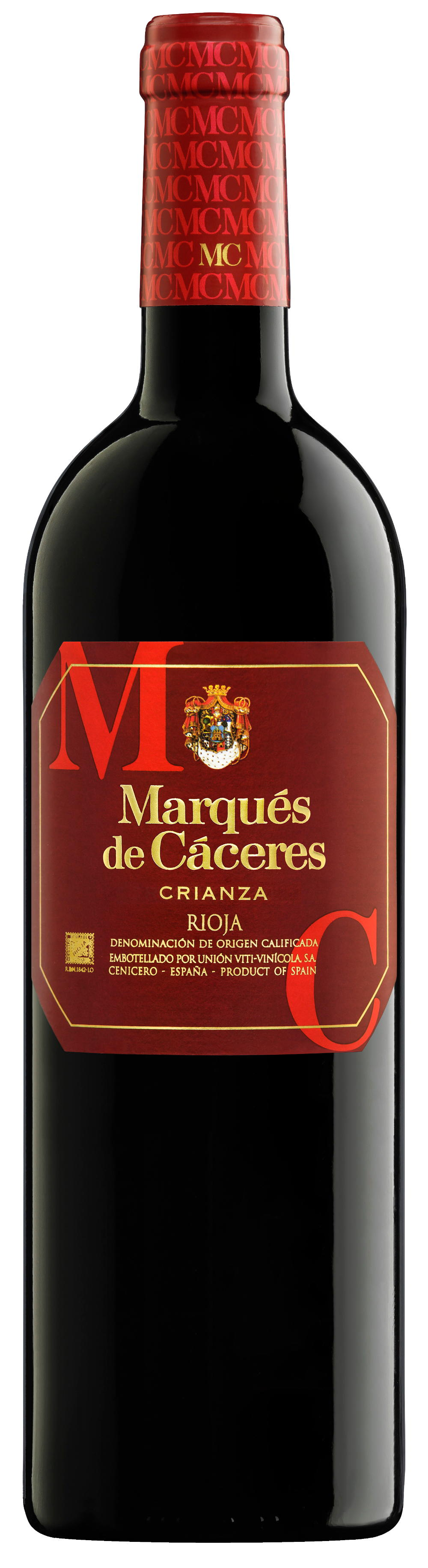 Marques De Caceres Crianza 2012 Red Wine Best Red Wine Spanish Red Wine