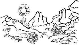 Regiones Naturales Dibujos Tipos De Paisajes Tarjetas Para Mama Manualidades