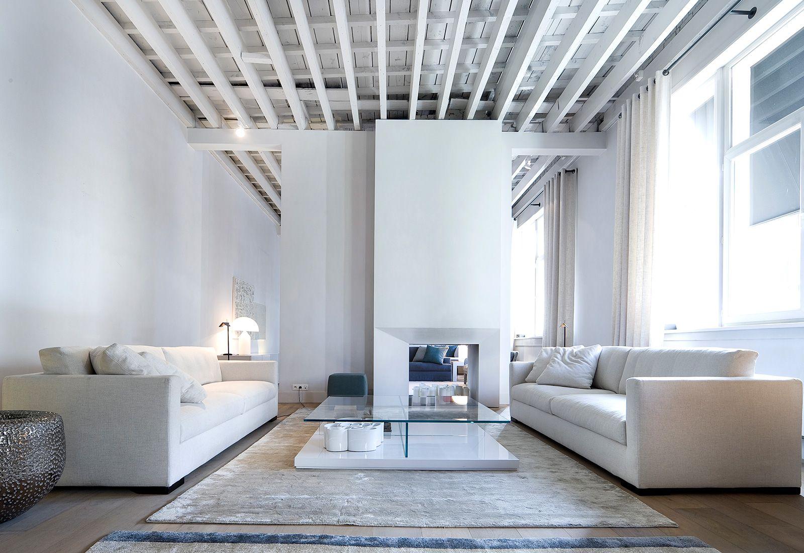 Belmondo Sofa And Living By Meridiani Design Andrea Parisio