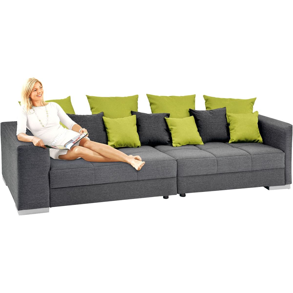 Couch U Form Grau Perfect Sofa U Form Grau | Sofa, Big Sofas, Sofa Furniture