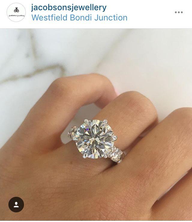 Pin de Denise Craig em jewelry   Pinterest   Anéis de noivado, Anéis ... 0b4416f739