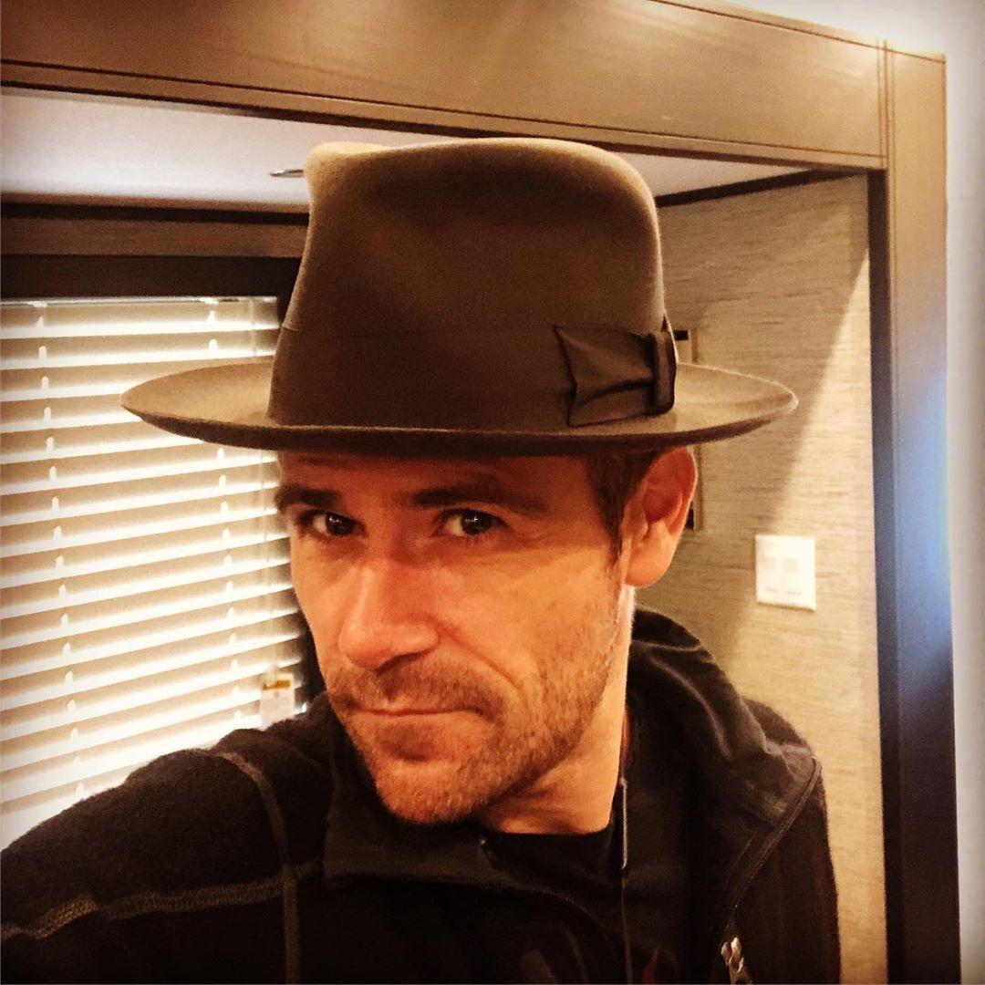 Matt Ryan On Instagram Penmanhats Thank You So Much For The Hat Matt Ryan Matt Ryan Constantine Ryan