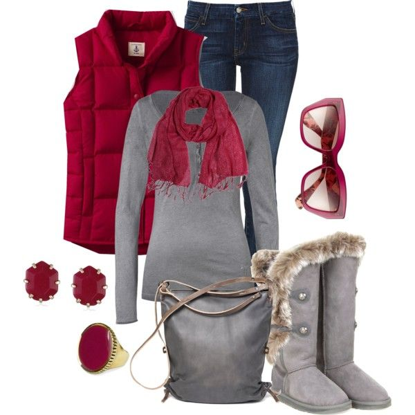 totally cute for winter/Christmas!