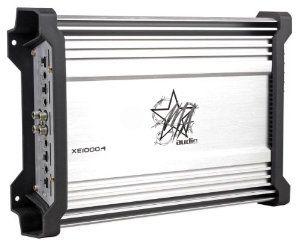 MA Audio XE1000 4 1000 Watt 4-Channel Car Audio Class A/B
