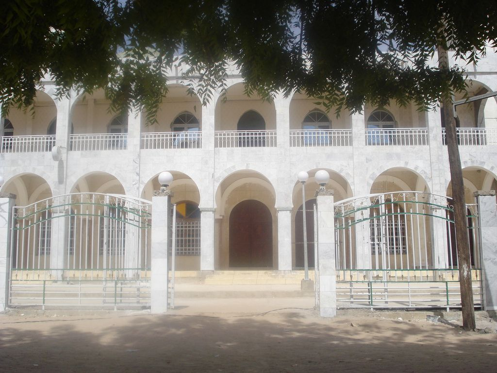 Grand Mosque in Medina Baye (With images) Grand mosque