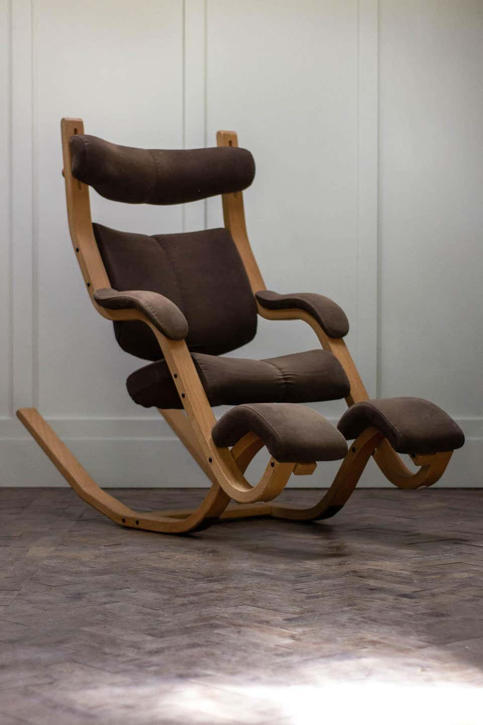 Peter Opsvik Recliner Chair For Stokke Recliner Chair Chair Ergonomic Chair