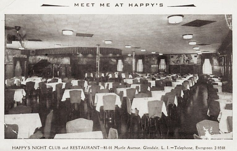 Before Durow's this place was Happy's German Night Club  Owned by