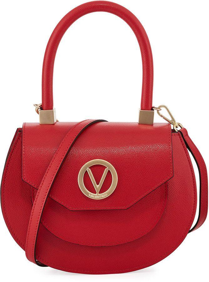 442db57c3404 Valentino By Mario Valentino Olivia Palmellato Leather Satchel Bag ...