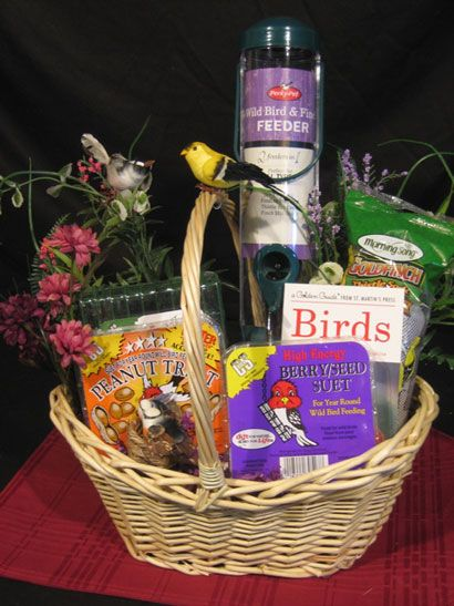horse gift baskets | ... sure with cello and bows wish i had a horse bird lovers gift basket