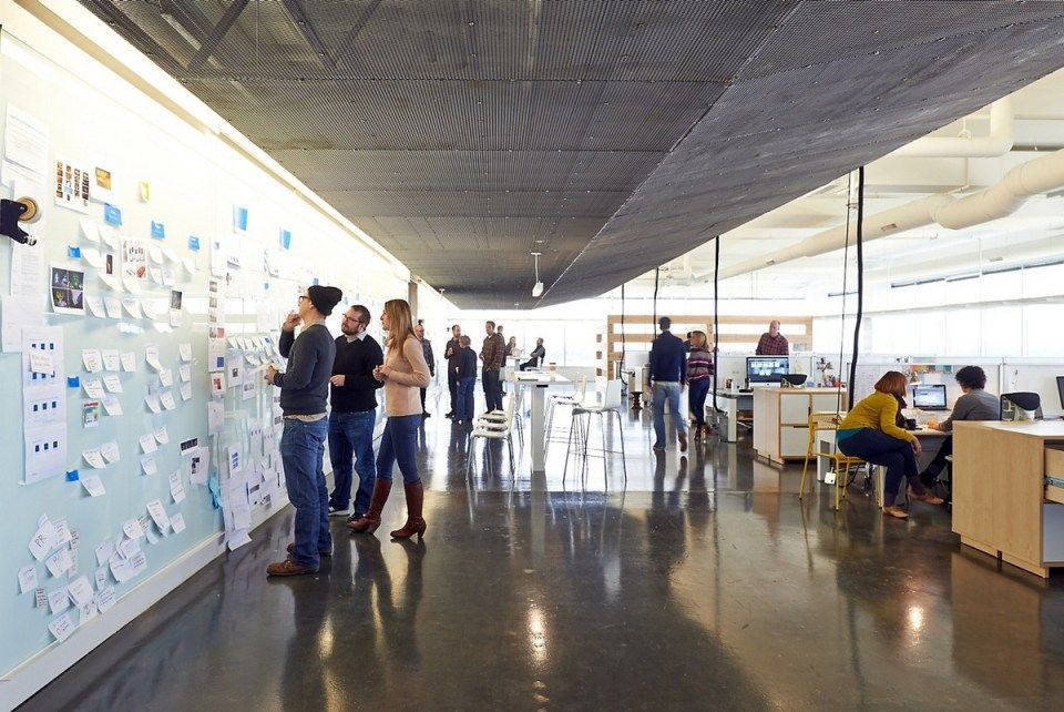 欣賞各家工作室的Brainstorm room » ㄇㄞˋ點子靈感創意誌