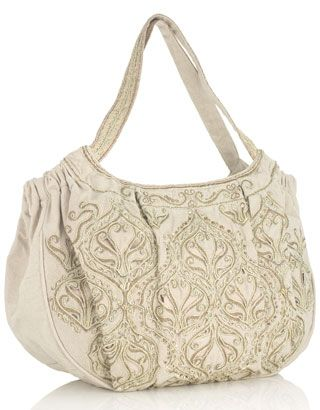 I love the detail on this bag - it is beautiful! Monsoon Montego Bag