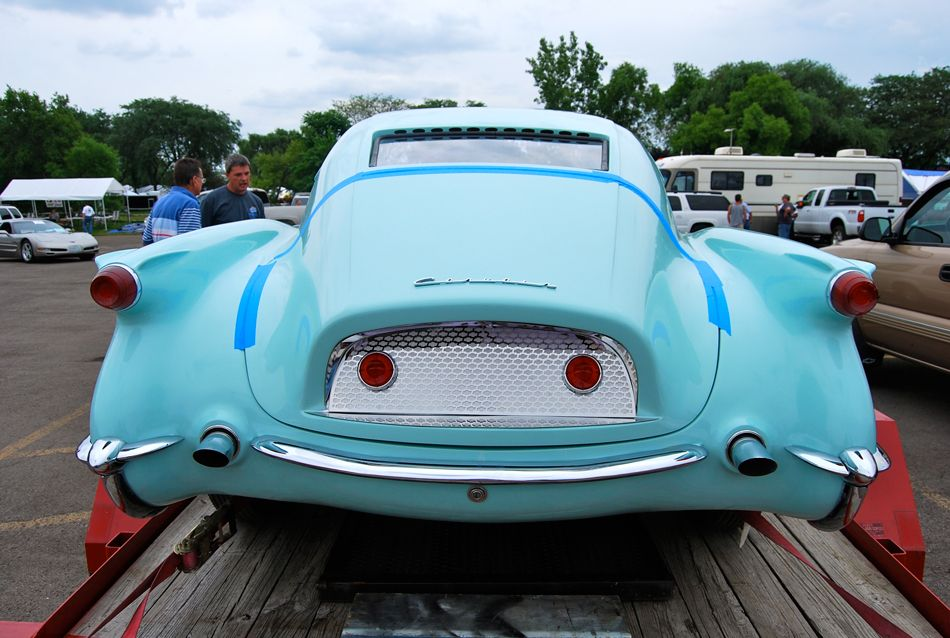 1954 corvette corvair corvettes bloomington il
