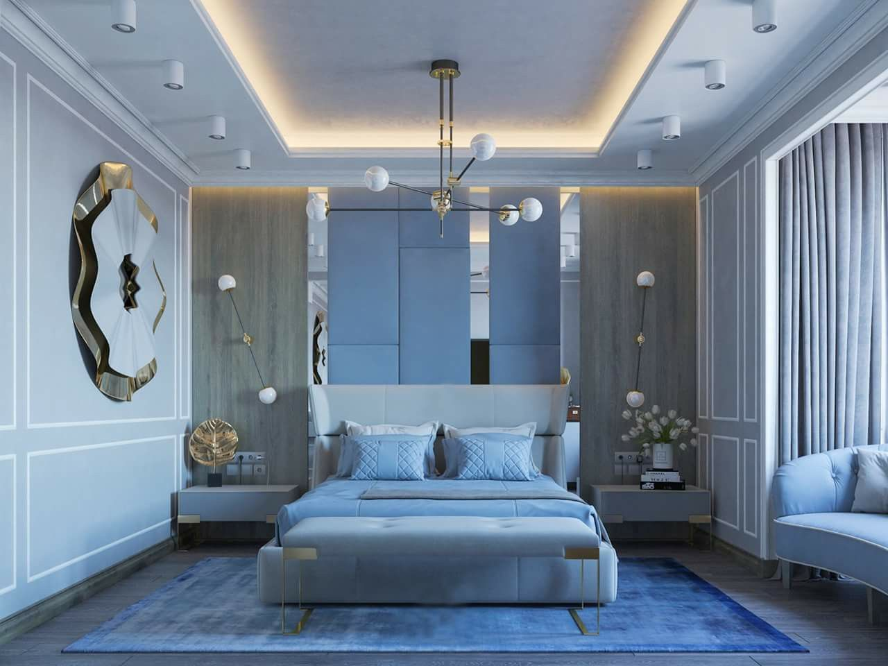 Pin by love for everything (VE) on bedroom ideas in 2018 | Pinterest ...