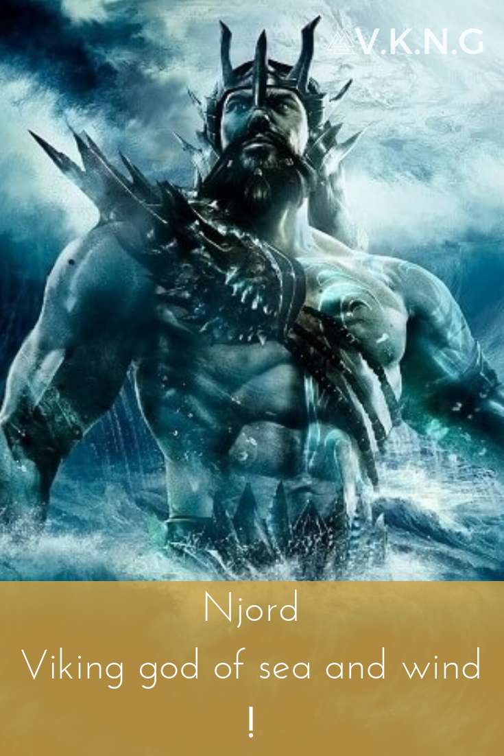 Njord : viking god of sea and wind