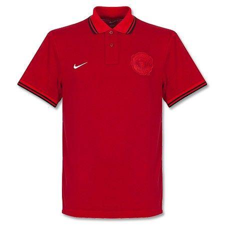 2013 Manchester United Grand Slam Red Polo T Shirt Soccer Shirts Shirts Polo Shirt