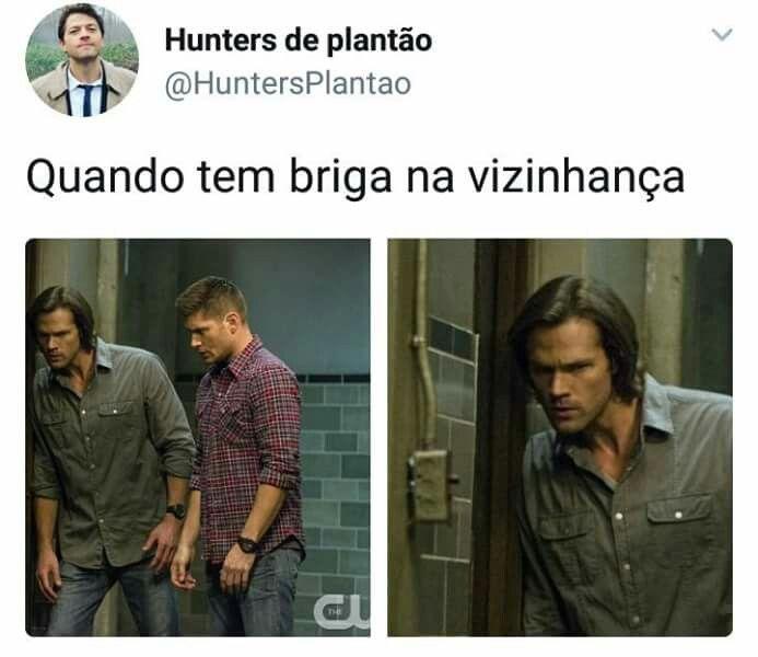 Supernatural Memes Dean Winchester Serie Netflix Alaska Funny Conversations Things Chistes My Mom