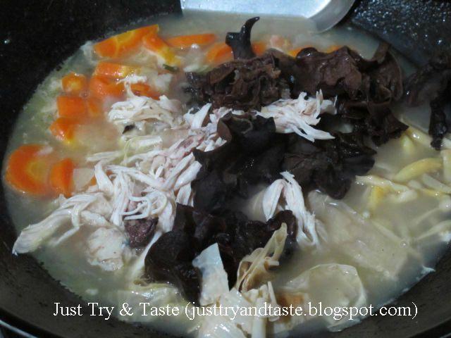 Resep Sup Kimlo Jtt Resep Sup Resep Masakan Cina Masakan Simpel