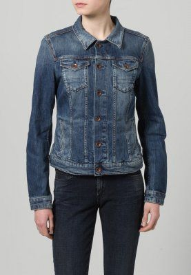 Marc O'Polo - Jeansjacke - bonfire wash