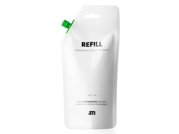 For iPhones & iPads (& other electronic devices): Mist Anti-Schmutz: Solution Refill