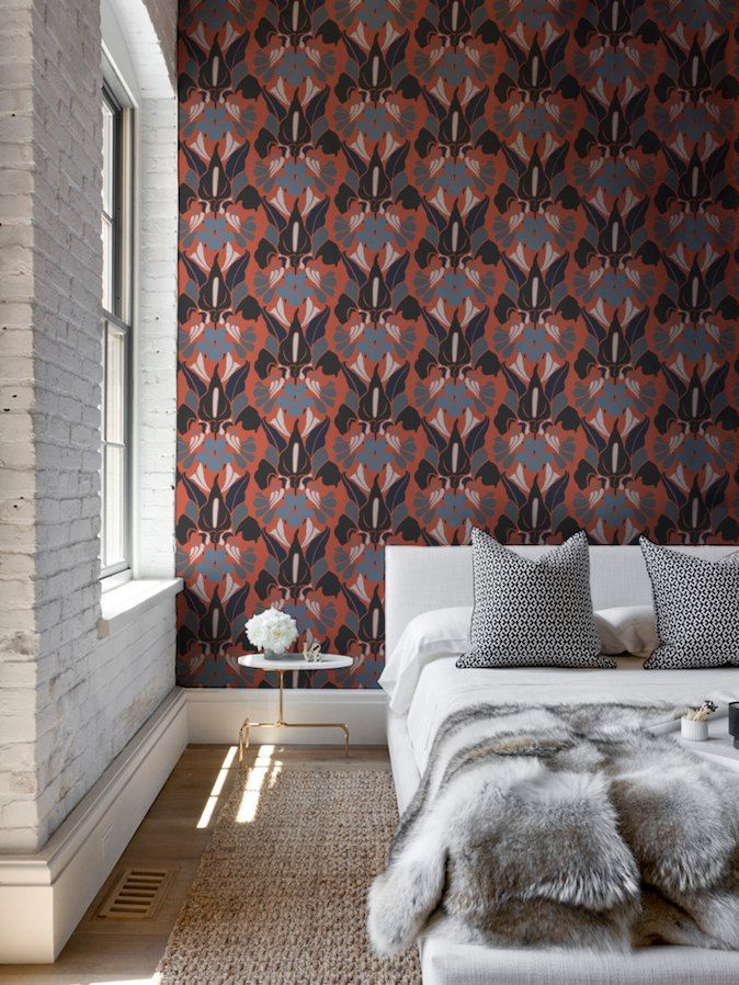 20 Bedroom Wallpaper Ideas Full Of Personality And Poise ...