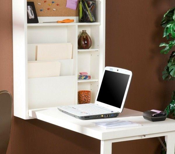 Le Bureau Pliable Est Fait Pour Faciliter Votre Vie Voyez Nos - Ordinateur bureau conforama pour idees de deco de cuisine