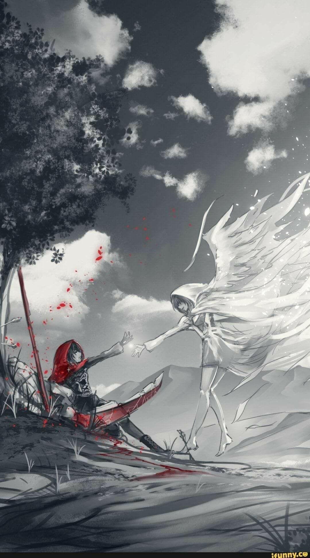RWBY RubyRose SummerRose Rwby anime, Rwby wallpaper