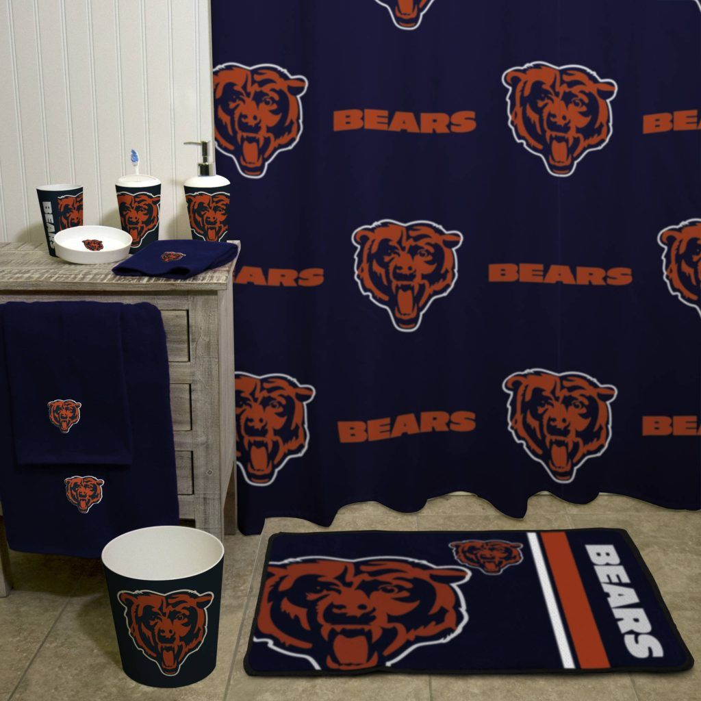chicago bears bathroom accessories - Bathroom Accessories Chicago
