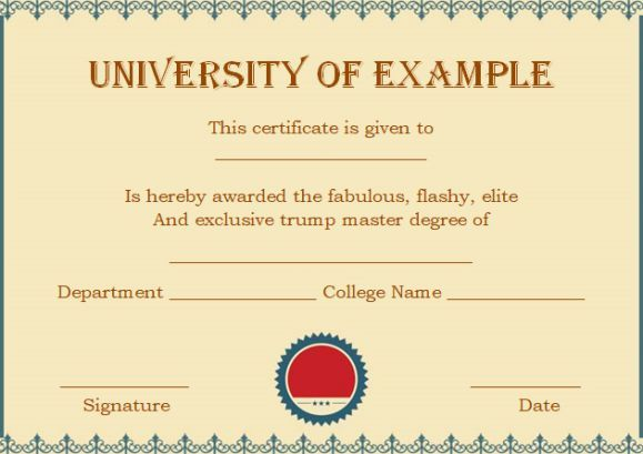 Masters degree certificates masters degree certificate template masters degree certificates yadclub Images