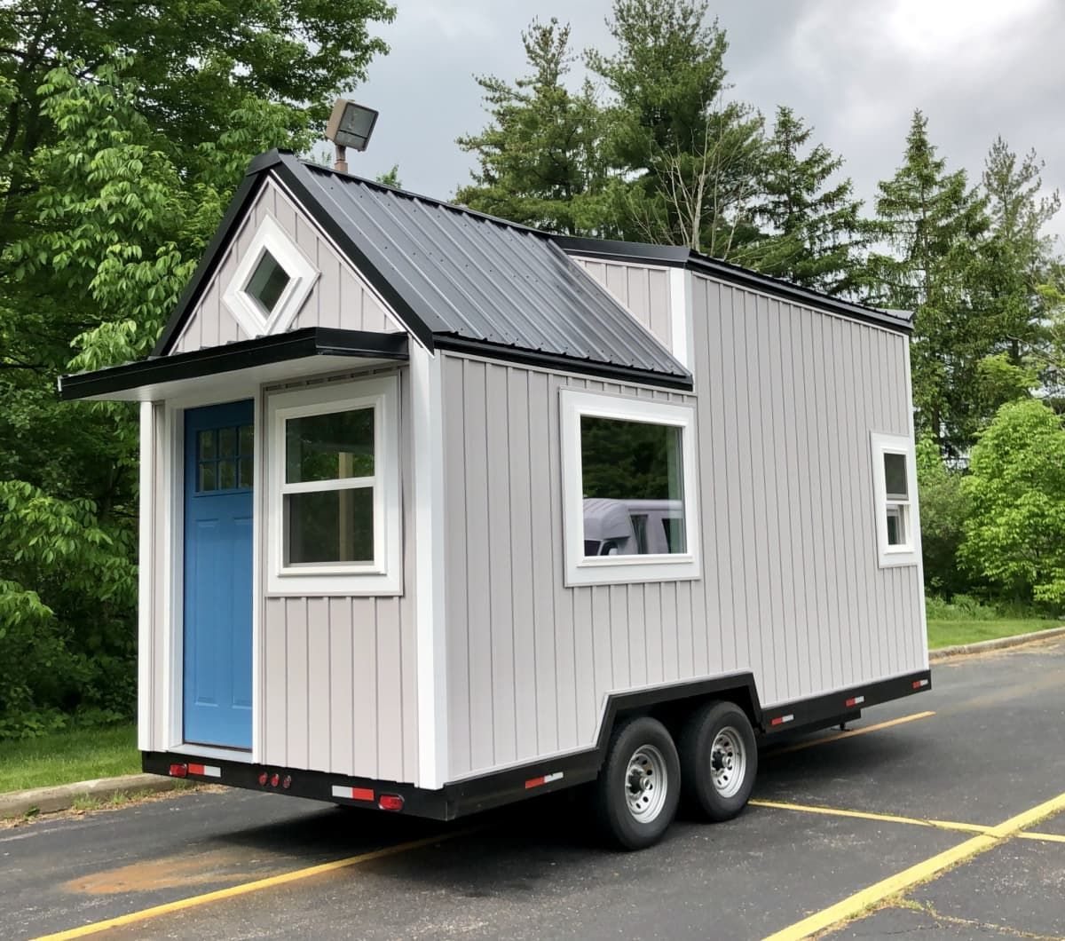 Custom Built Tiny Home Northeast Ohio Price Just Reduced