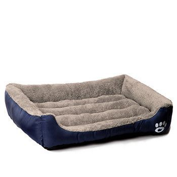 Pet Dog Bed Warming Dog House Soft Material Pet Nest Dog Fall And