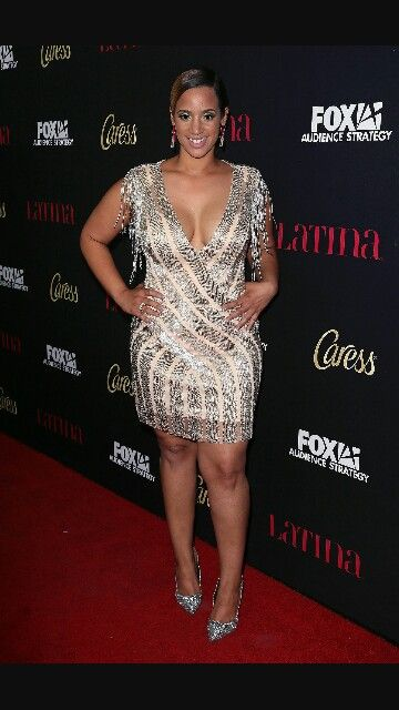 Actress Dascha Polanco attends the Latina Magazine