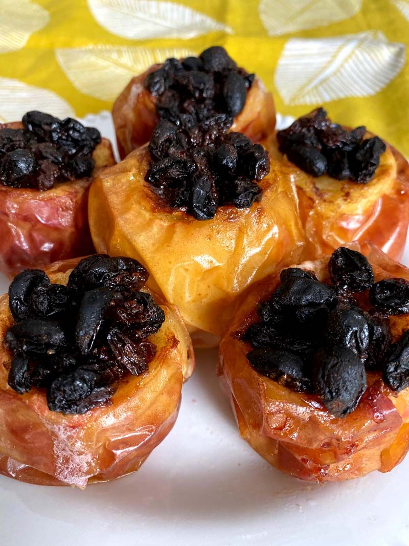 Air Fryer Baked Apples Recipe in 2020 Baked apples