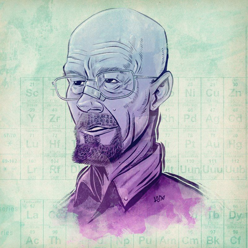 Breaking Bad - Schiani Ledo