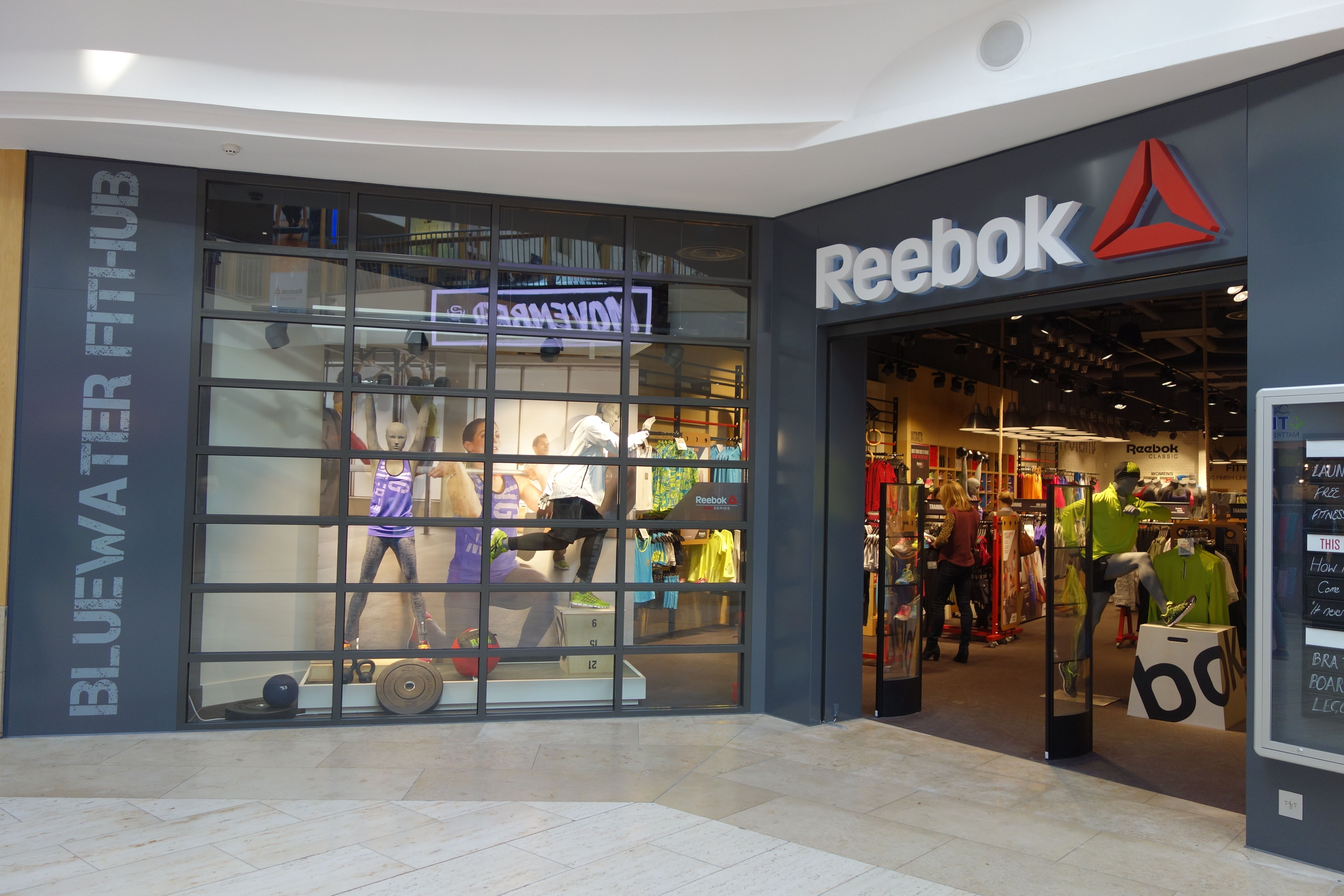 reebok classic sold in stores
