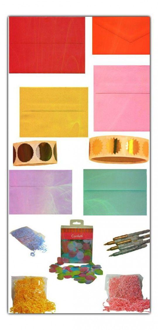 Dress Up Your Invitation Envelopes