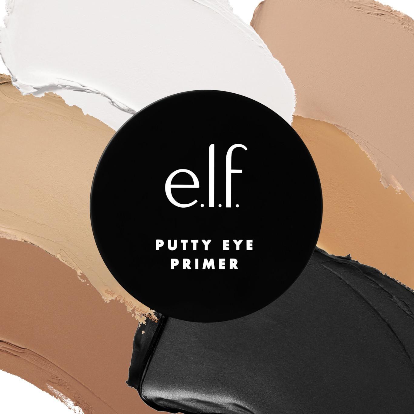 Putty Eye Primer de e.l.f. Cosmetics en 2020 Sombras de
