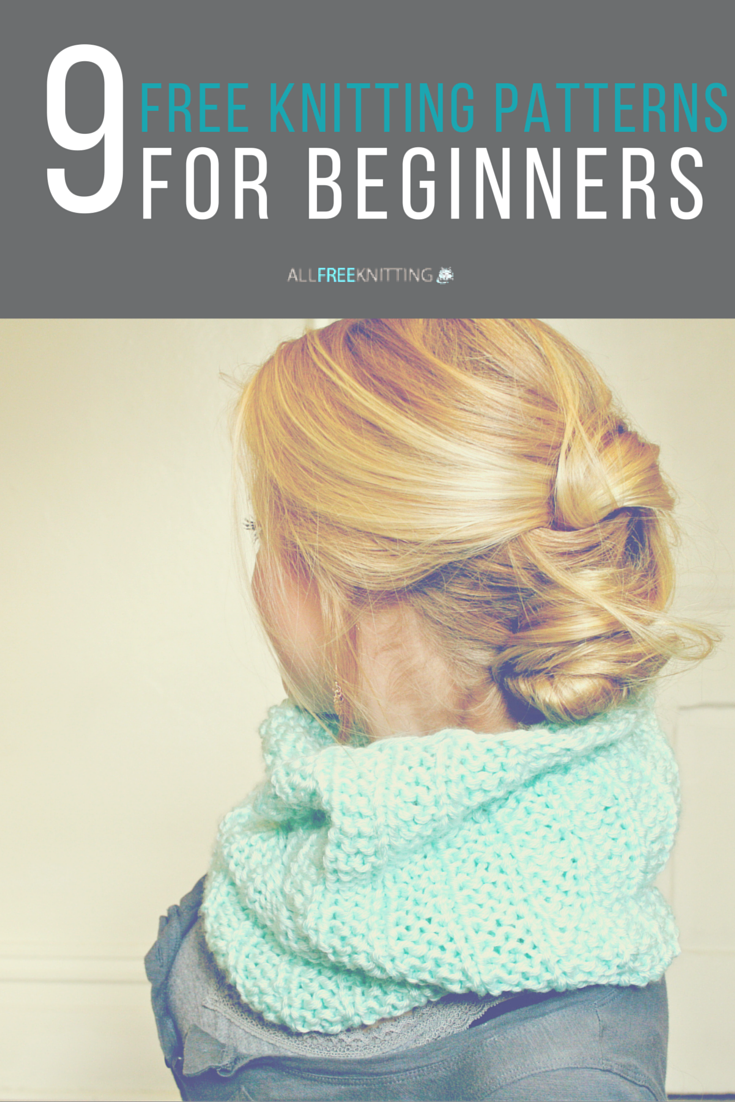 e4f29b95aac8da Learning to knit  These patterns are great for beginners.